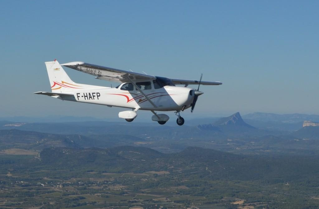 f hafp cessna 172 sp a roclub de montpellier. Black Bedroom Furniture Sets. Home Design Ideas